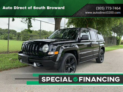 2016 Jeep Patriot for sale at Auto Direct of South Broward in Miramar FL