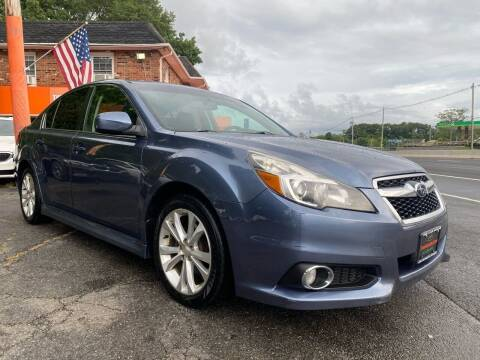 2013 Subaru Legacy for sale at Bloomingdale Auto Group - The Car House in Butler NJ