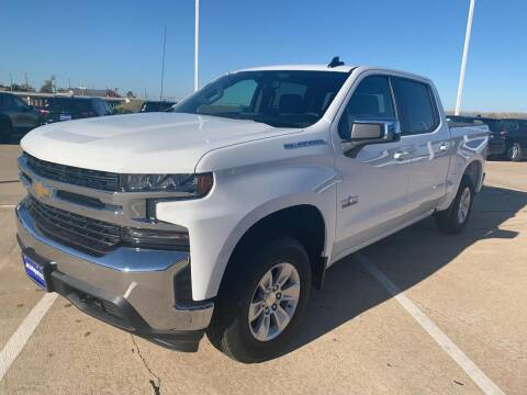 2020 Chevrolet Silverado 1500 for sale at JOHN HOLT AUTO GROUP, INC. in Chickasha OK