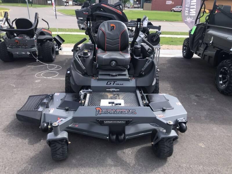 """2021 Spartan SRT-XD 72"""" Kaw FX1000V EFI for sale at Crown Motor Inc in Grand Forks ND"""