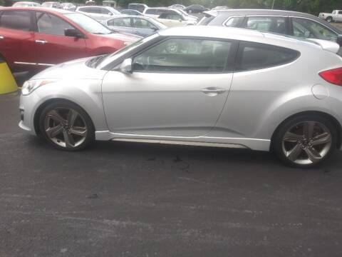 2013 Hyundai Veloster for sale at Magwood Auto Dealers LLC in Jonesboro GA