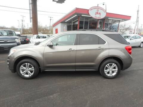 2010 Chevrolet Equinox for sale at The Carriage Company in Lancaster OH
