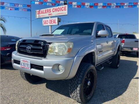 2008 Toyota Tacoma for sale at Dealers Choice Inc in Farmersville CA