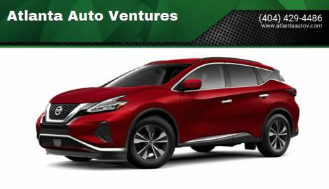 2020 Nissan Murano for sale at Atlanta Auto Ventures in Roswell GA