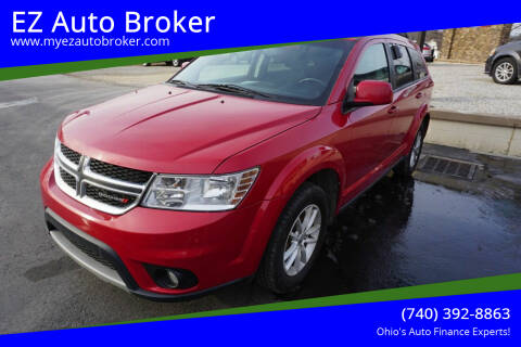 2015 Dodge Journey for sale at EZ Auto Broker in Mount Vernon OH