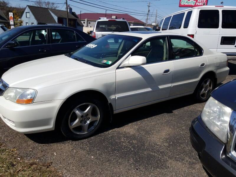 2003 Acura TL for sale at Wildwood Motors in Gibsonia PA