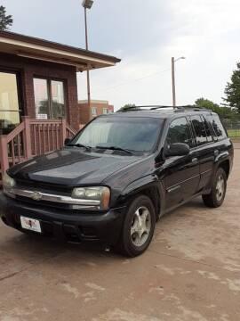 2002 Chevrolet TrailBlazer for sale at CARS4LESS AUTO SALES in Lincoln NE