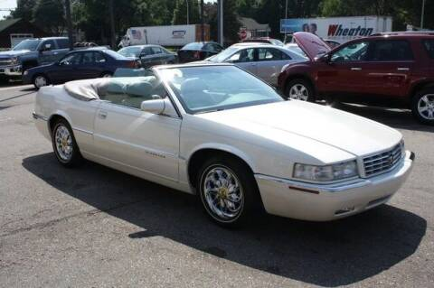 1999 Cadillac Eldorado for sale at MICHAEL'S AUTO SALES in Mount Clemens MI