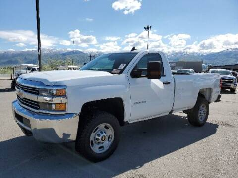 2016 Chevrolet Silverado 2500HD for sale at Action Automotive Service LLC in Hudson NY