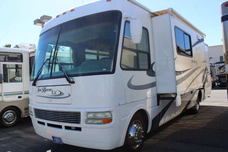 2005 National Sea Breeze 8311LX for sale at Rancho Santa Margarita RV in Rancho Santa Margarita CA