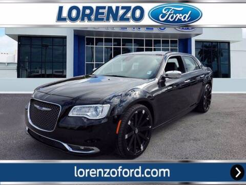 2018 Chrysler 300 for sale at Lorenzo Ford in Homestead FL