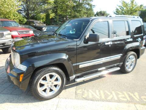 2009 Jeep Liberty for sale at Precision Auto Sales of New York in Farmingdale NY