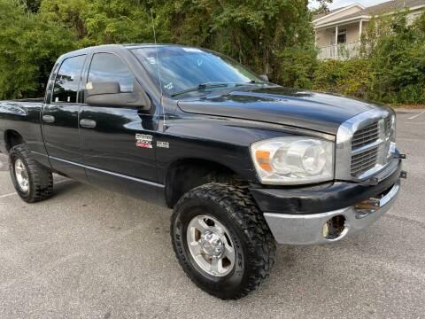 2008 Dodge Ram Pickup 2500 for sale at Asap Motors Inc in Fort Walton Beach FL