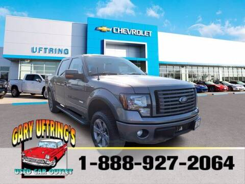2012 Ford F-150 for sale at Gary Uftring's Used Car Outlet in Washington IL