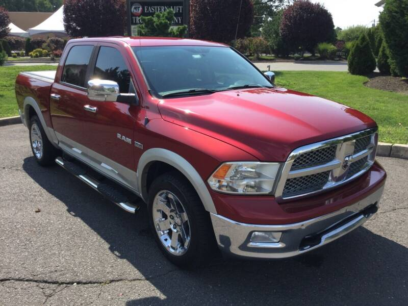 2010 Dodge Ram Pickup 1500 for sale at International Motor Group LLC in Hasbrouck Heights NJ