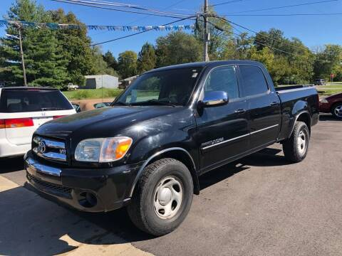 2006 Toyota Tundra for sale at Wise Investments Auto Sales in Sellersburg IN