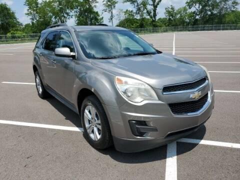 2012 Chevrolet Equinox for sale at CON ALVARO ¡TODOS CALIFICAN!™ in Columbia TN