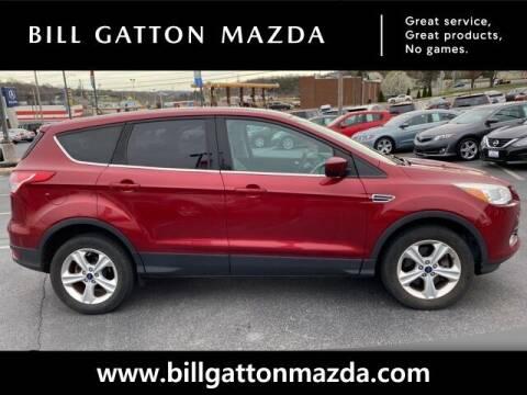2013 Ford Escape for sale at Bill Gatton Used Cars - BILL GATTON ACURA MAZDA in Johnson City TN