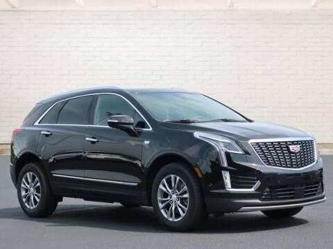 2021 Cadillac XT5 for sale at HAYES CHEVROLET Buick GMC Cadillac Inc in Alto GA
