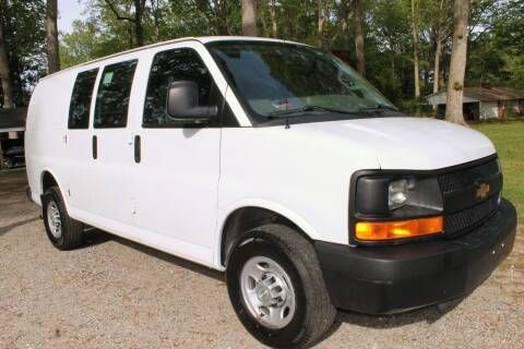 2016 Chevrolet Express Cargo for sale at Greenlight Auto Remarketing in Spartanburg SC