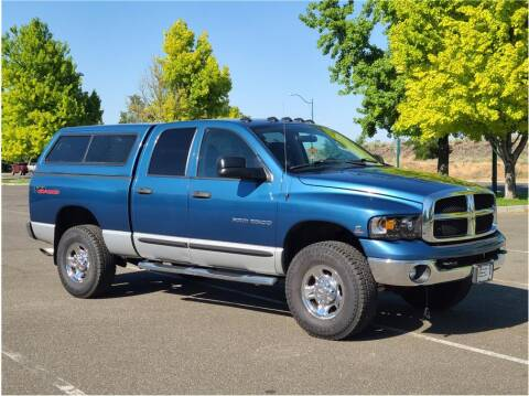 2004 Dodge Ram Pickup 3500 for sale at Elite 1 Auto Sales in Kennewick WA
