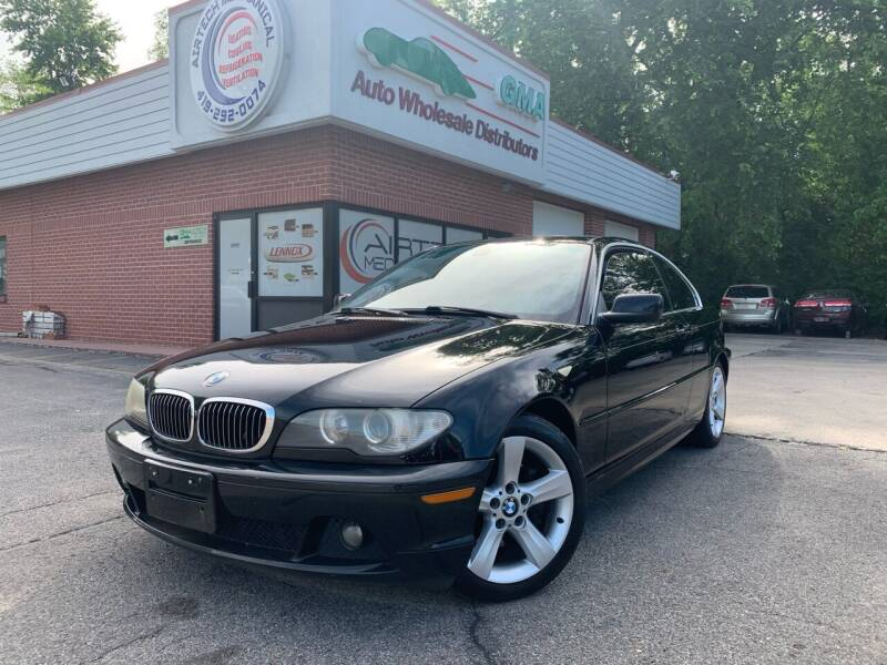 2006 BMW 3 Series for sale at GMA Automotive Wholesale in Toledo OH