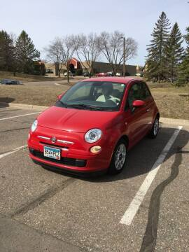 2014 FIAT 500 for sale at Specialty Auto Wholesalers Inc in Eden Prairie MN
