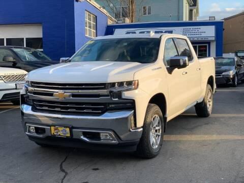 2019 Chevrolet Silverado 1500 for sale at AGM AUTO SALES in Malden MA
