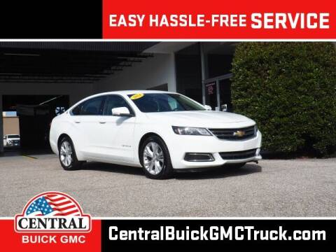 2014 Chevrolet Impala for sale at Central Buick GMC in Winter Haven FL
