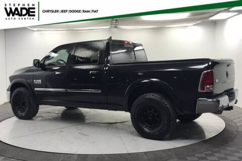 2016 RAM Ram Pickup 1500 for sale at Stephen Wade Pre-Owned Supercenter in Saint George UT