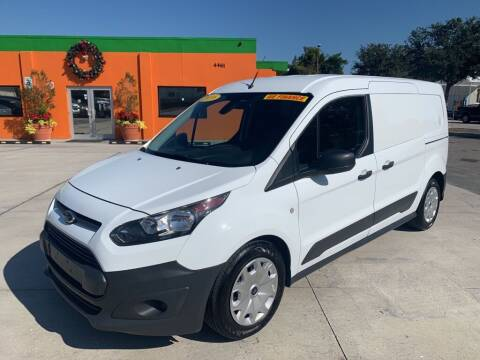 2016 Ford Transit Connect Cargo for sale at Galaxy Auto Service, Inc. in Orlando FL