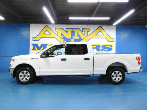 2020 Ford F-150 for sale at ANNA MOTORS, INC. in Detroit MI