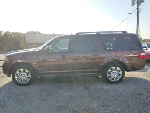 2011 Ford Expedition EL for sale at Savior Auto in Independence MO