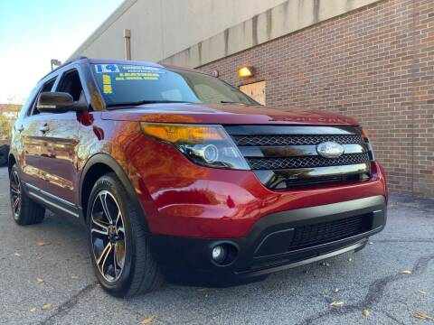 2014 Ford Explorer for sale at Active Auto Sales Inc in Philadelphia PA