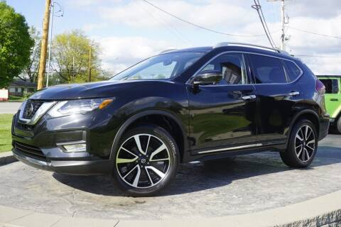 2018 Nissan Rogue for sale at Platinum Motors LLC in Heath OH