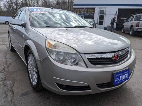 2007 Saturn Aura for sale at GREAT DEALS ON WHEELS in Michigan City IN