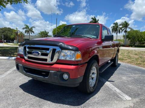 2011 Ford Ranger for sale at GERMANY TECH in Boca Raton FL