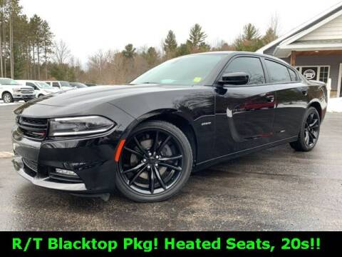 2016 Dodge Charger for sale at Drivers Choice Auto & Truck in Fife Lake MI