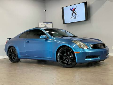 2003 Infiniti G35 for sale at TX Auto Group in Houston TX