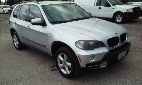 2009 BMW X5 for sale at Pinellas Auto Brokers in Saint Petersburg FL