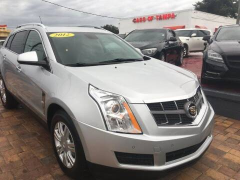 2012 Cadillac SRX for sale at Cars of Tampa in Tampa FL