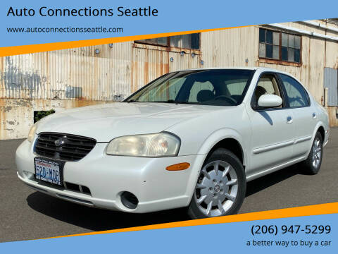 2001 Nissan Maxima for sale at Auto Connections Seattle in Seattle WA