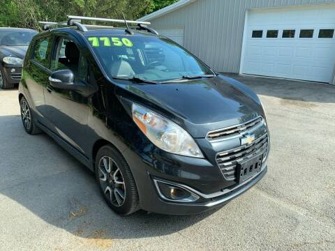 2014 Chevrolet Spark for sale at SMS Motorsports LLC in Cortland NY