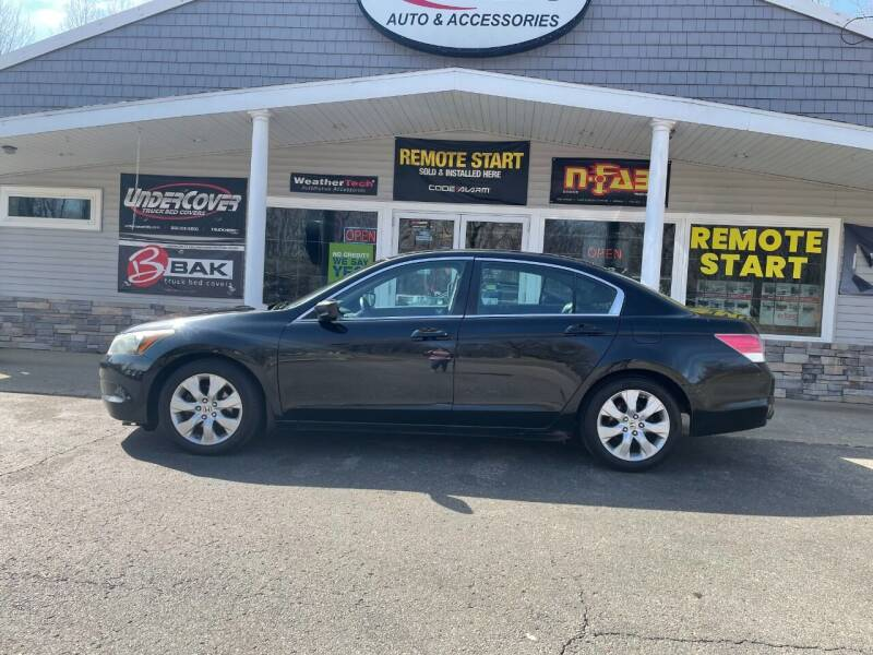 2010 Honda Accord for sale at Stans Auto Sales in Wayland MI
