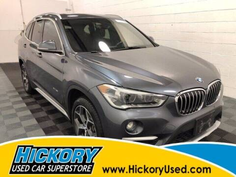 2017 BMW X1 for sale at Hickory Used Car Superstore in Hickory NC
