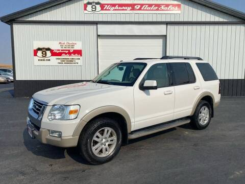 2009 Ford Explorer for sale at Highway 9 Auto Sales - Visit us at usnine.com in Ponca NE