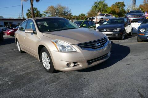 2010 Nissan Altima for sale at J Linn Motors in Clearwater FL