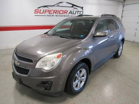 2010 Chevrolet Equinox for sale at Superior Auto Sales in New Windsor NY