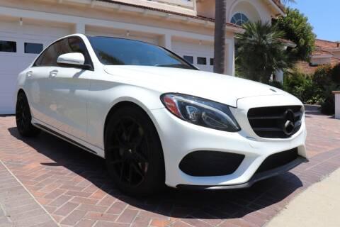 2015 Mercedes-Benz C-Class for sale at Newport Motor Cars llc in Costa Mesa CA