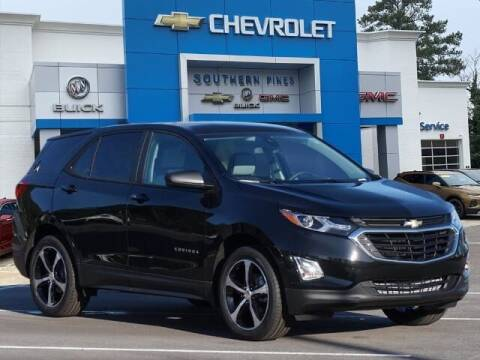 2021 Chevrolet Equinox for sale at PHIL SMITH AUTOMOTIVE GROUP - SOUTHERN PINES GM in Southern Pines NC